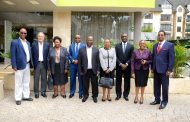 COMESA Court of Justice Arbitration Rules Review Meeting -- Photo Gallery