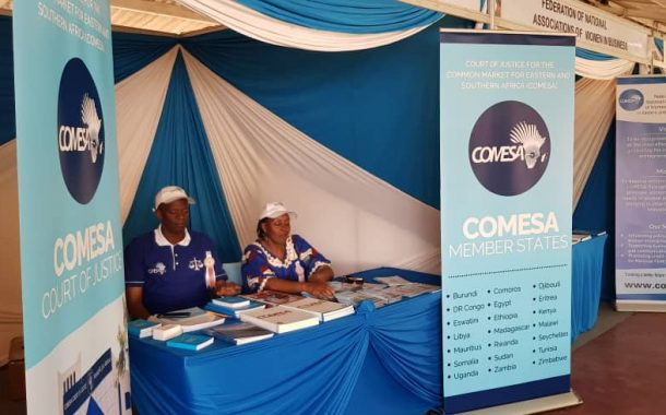 COMESA Court of Justice participates in International Trade Fair at Nairobi, Kenya